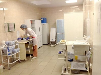 Процедурный кабинет: требования СанПиН