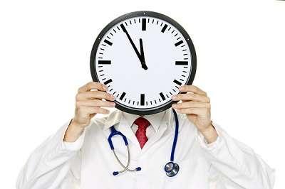 Сокращенная продолжительность рабочего времени медицинских работников