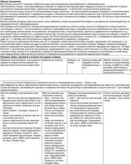 приказ по утилизации медицинских отходов образец