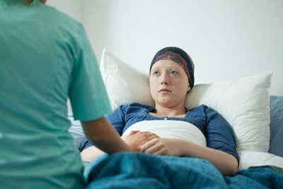 Оказание медпомощи онкологическим больным